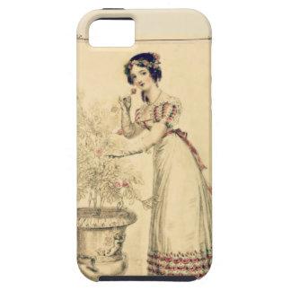 Jane Austen Regency Ball Gown iPhone SE/5/5s Case