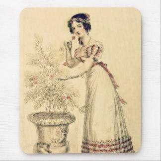 Jane Austen Regency Ball Gown Mouse Pad