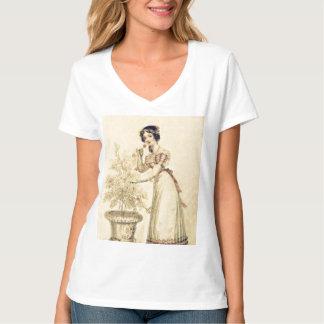 Jane Austen Regency Ball Gown T Shirt