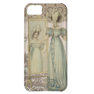 Jane Austen Regency Collage Case For iPhone 5C