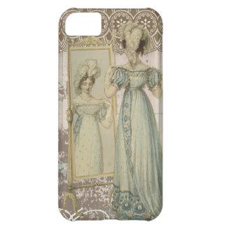 Jane Austen Regency Collage Case For iPhone 5C
