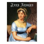 Jane Austen - retrato Postal