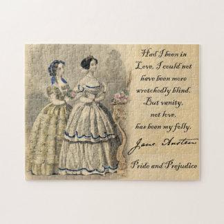 Jane Austen: Rompecabezas de la vanidad
