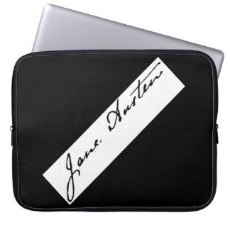 Jane Austen Signature Computer Sleeves