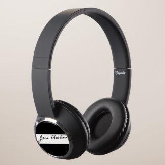 Jane Austen Signature Headphones