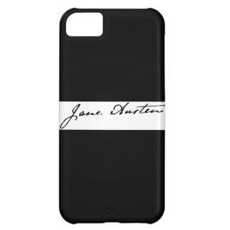 Jane Austen Signature iPhone 5C Case