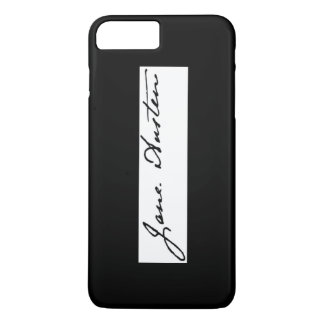 Jane Austen Signature iPhone 8 Plus/7 Plus Case