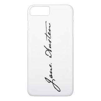 Jane Austen Signature iPhone 8 Plus/7 Plus Case