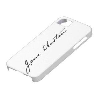 Jane Austen Signature iPhone SE/5/5s Case
