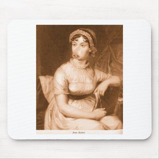 Jane Austen Tapete De Raton