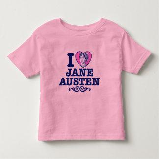 Jane Austen Toddler T-shirt