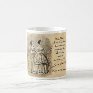 Jane Austen: Vanidad Taza De Café