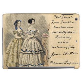 Jane Austen: Vanity iPad Air Case