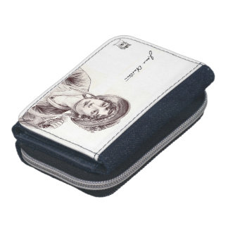Jane Austen with a Smile Wallet
