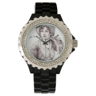 Jane Austen with a Smile Watch Classic Edition