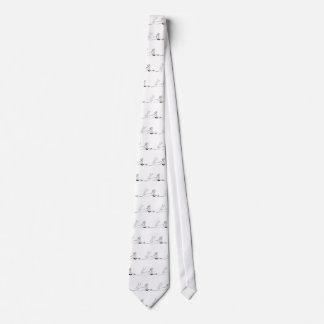 Jane Austen Writing Neck Tie