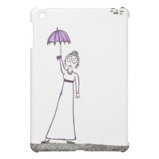 Jane Austen's Creepy Walk iPad Mini Cases