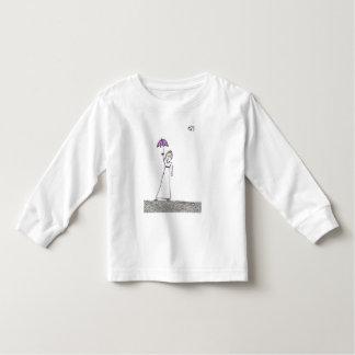Jane Austen's Creepy Walk T-shirt