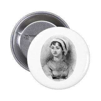Jane Austen's Pride Pin