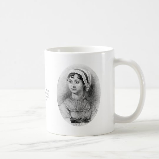 Jane Austen's Pride Coffee Mug