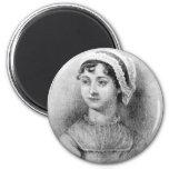 Jane Austen's Pride Fridge Magnet