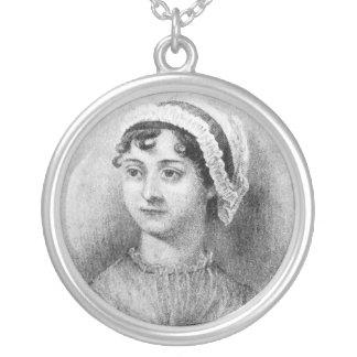 Jane Austen's Pride necklace