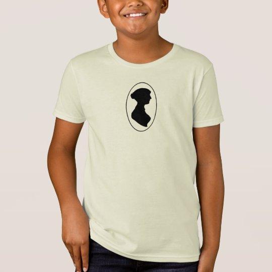 Jane Austen's Silhouette T-Shirt