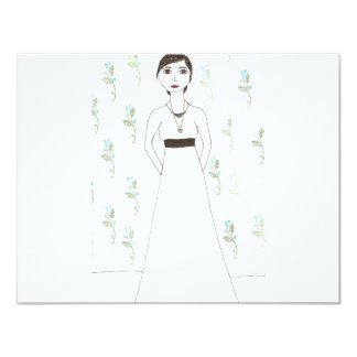 Jane Austen's  wallpaper Card