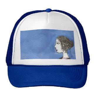 Jane Austen's Window Trucker Hat