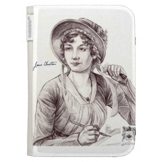 Jane Austin with a Smile Kindle Covers