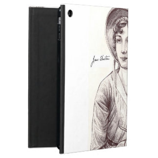 Jane Austin with a Smile for iPad Cover For iPad Air