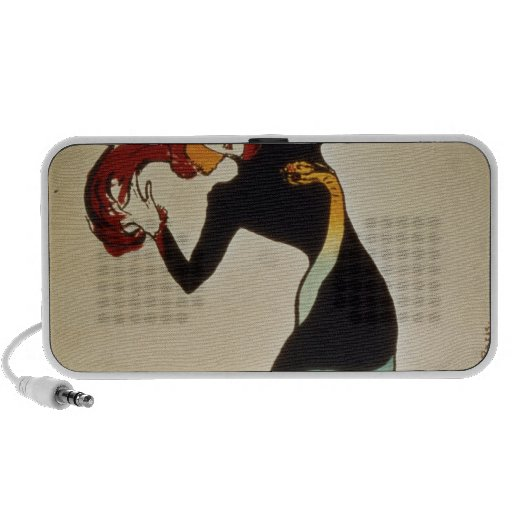Jane Avril 1899 iPod Altavoz