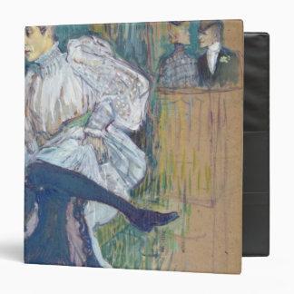 Jane Avril  Dancing, c.1892 Binder