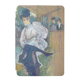 Jane Avril  Dancing, c.1892 iPad Mini Cover