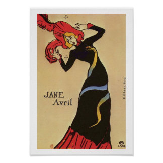 Jane Avril Posters