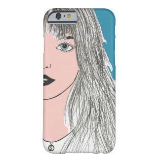 Jane B. Art Funda Para iPhone 6 Barely There