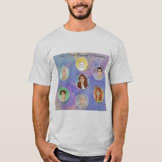 Jane Barnaby Adventures t-shirt