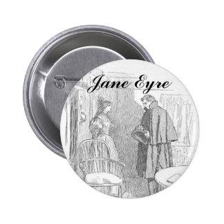 Jane Eyre 2 Inch Round Button