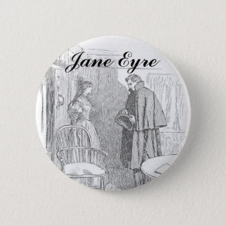 Jane Eyre Button