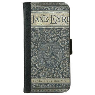 Jane Eyre Charlotte Bronte Antique Book iPhone 6/6s Wallet Case