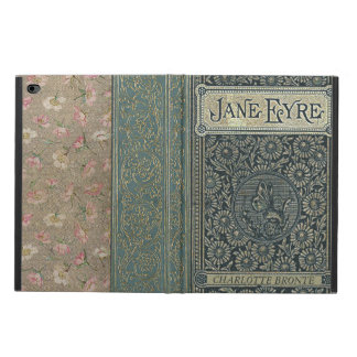 Jane Eyre Charlotte Bronte Old Book Cover Powis iPad Air 2 Case