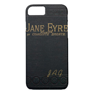 Jane Eyre Classic Antique Book iPhone 8/7 Case