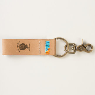 Jane Eyre Hair Don't Care Keychain
