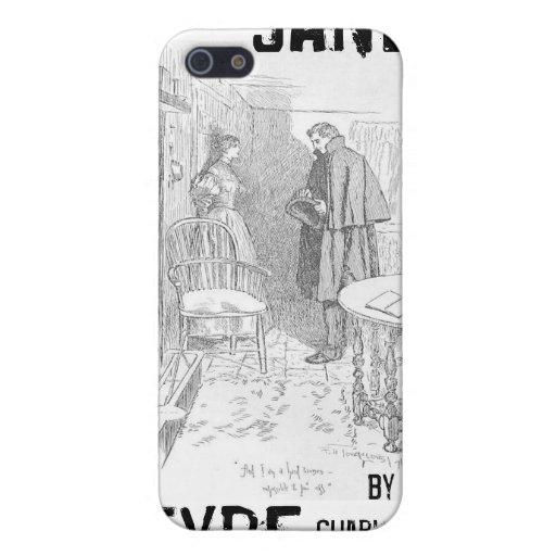 Jane Eyre iPhone 5 Cárcasa