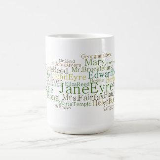 Jane Eyre Classic White Coffee Mug