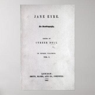 Jane Eyre Impresiones