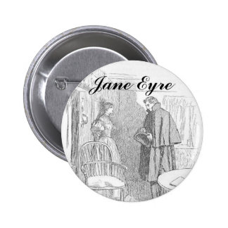 Jane Eyre Pin Redondo 5 Cm