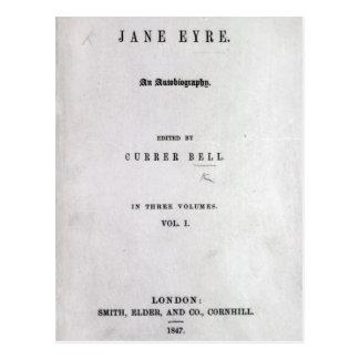 Jane Eyre Postales