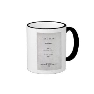 Jane Eyre' Ringer Coffee Mug