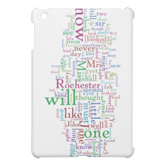 Jane Eyre Word Cloud Case For The iPad Mini